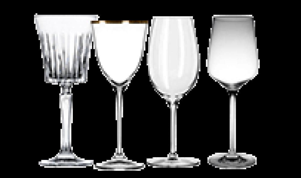 Noleggio Calici vino rosso