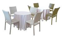 Noleggio Set tavoli e sedie