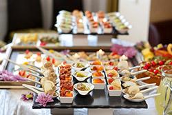 Noleggio attrezzature catering a lungo termine per Wedding planner, Società di banqueting e catering