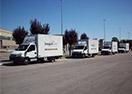 trasporto e consegna attrezzatura per noleggio