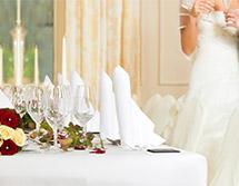 noleggio attrezzature per HO.RE.CA, Wedding planner, Ristoranti