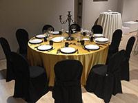 Showroom noleggio catering a Brescia per eventi e cerimonie