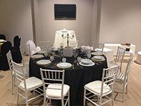 Showroom Integra Rent noleggio catering a Brescia