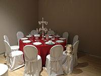 Showroom Integra Rent a Brescia per noleggio catering