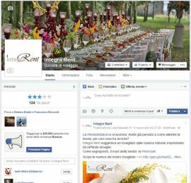 Integra Rent è su Facebook