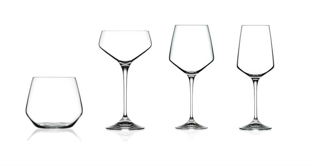 Noleggio bicchieri in cristallo for Bicchieri cristallo