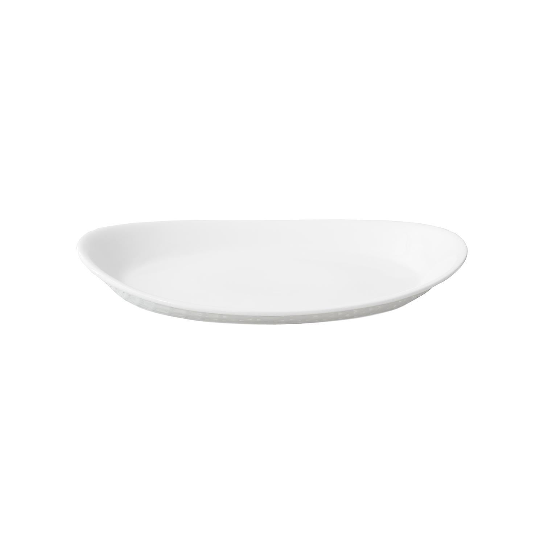 Noleggio Vassoio Ovale Porcellana cm.41x30