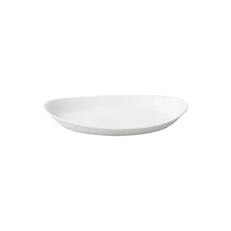 Noleggio Vassoio Ovale Porcellana cm.46x33