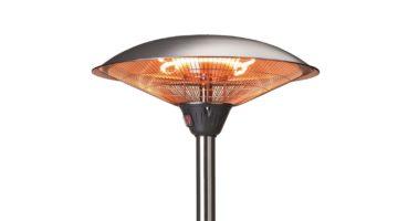 Noleggio Lampada Fungo Riscaldante Elettrica