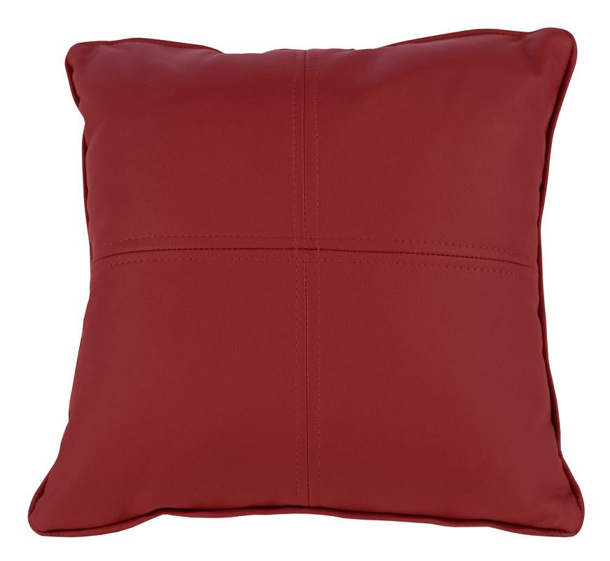 Noleggio Cuscino in Pelle Colori Misti