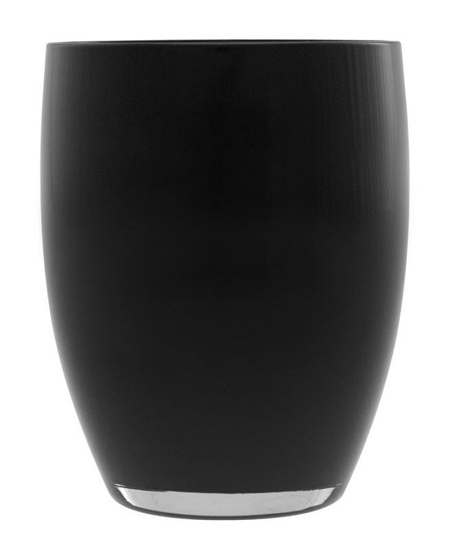 Noleggio Bicchiere Tumbler Vetro Nero