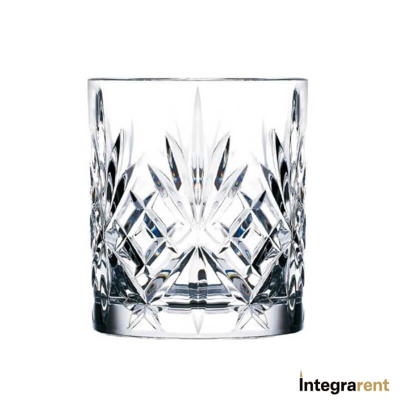 Noleggio Bicchiere Tumbler Cristallo Vintage cl.23