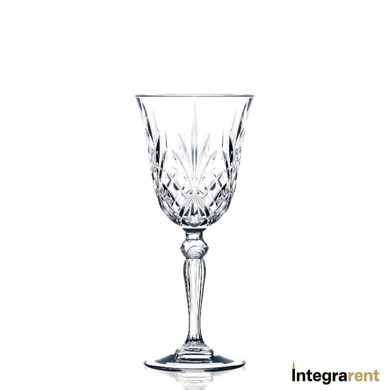 Noleggio Calice Cristallo Vintage cl.16