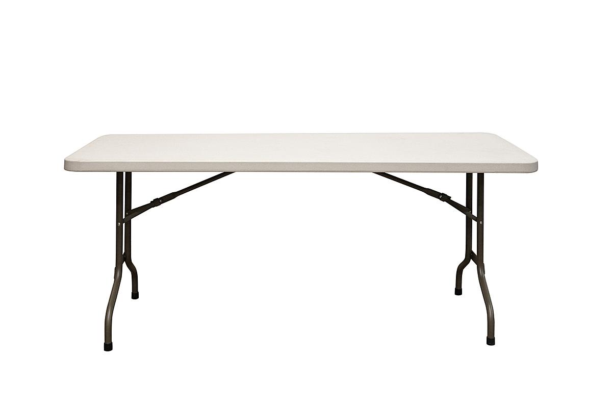 Noleggio tavolo rettangolare policarbonato per - Tavolo policarbonato ...