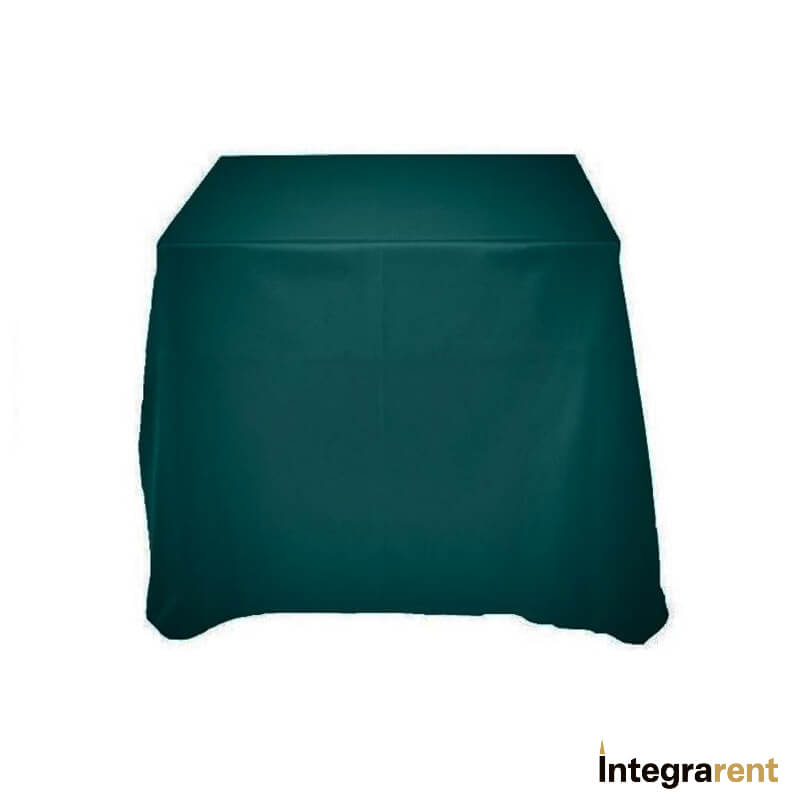 Noleggio Tovaglia Raso/Cotone cm.210x210 - Ottanio