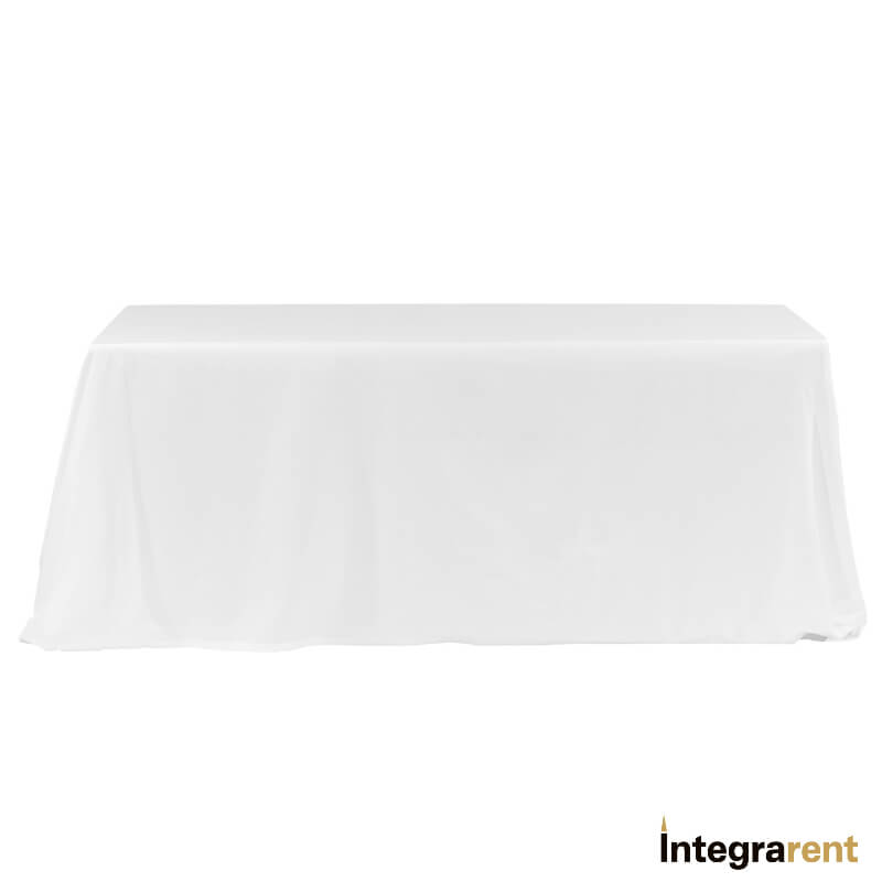 Noleggio Tovaglia Cotone cm.330x230 Bianco