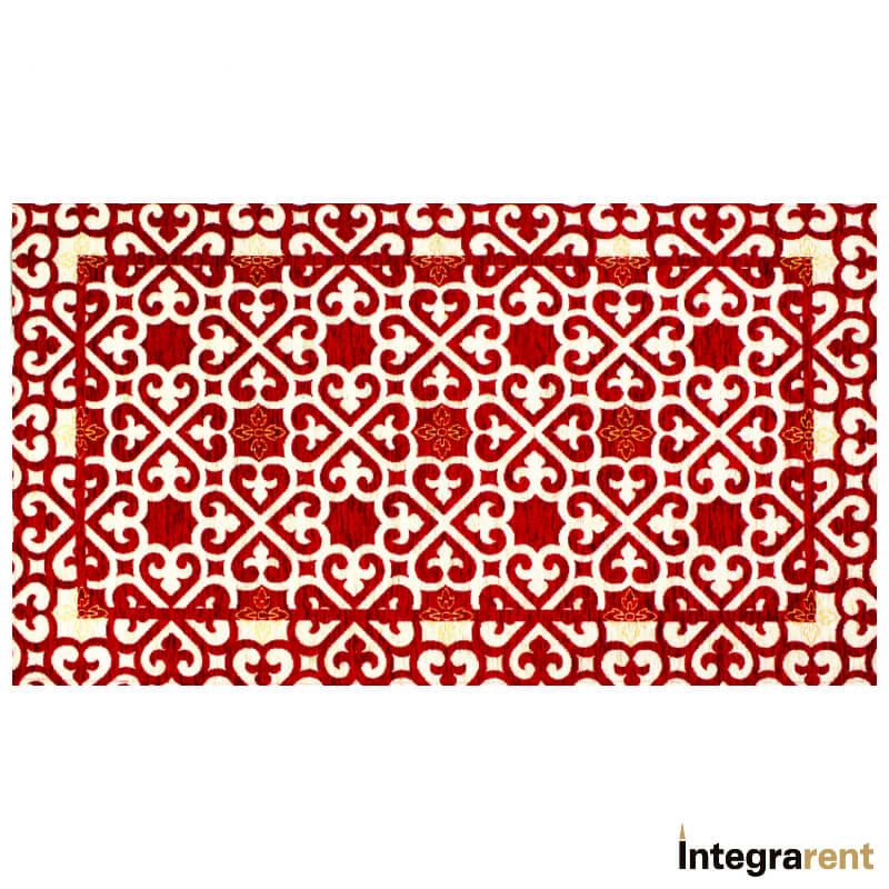 Noleggio Tappeto Arabic Rosso
