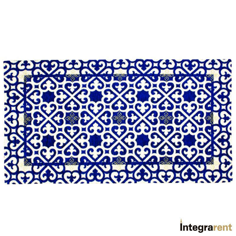 Noleggio Tappeto Arabic Blu
