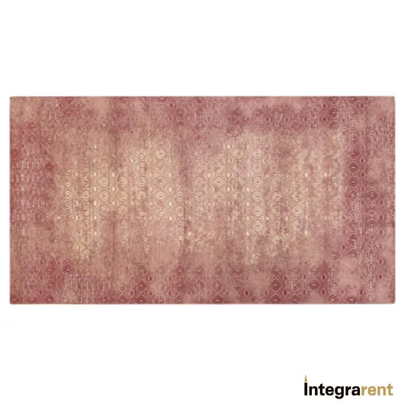 Noleggio Tappeto Antique Rosa Antico