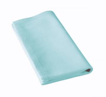 Noleggio Tovagliolo Cotone cm.50x50 Azzurro Polvere