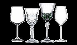 Noleggio Calici vino bianco