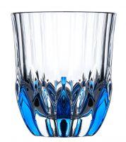 Noleggio Bicchiere Tumbler Retro' Blu Fumè
