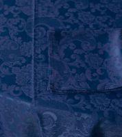 Noleggio Tovagliolo Cotone/Raso Damascato cm.50x50 Blu
