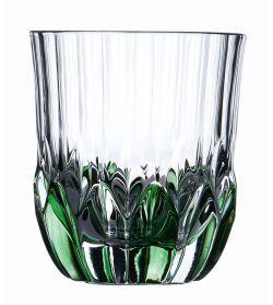 Noleggio Bicchiere Tumbler Retro' Verde Fumè