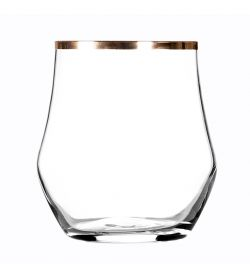 Noleggio Bicchiere Tumbler Ego Filo Oro