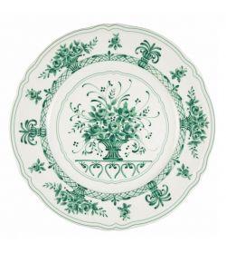 Noleggio Sottopiatto Bouquet Verde Ø cm.32